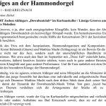 presse downbeatclub_badkreuznach